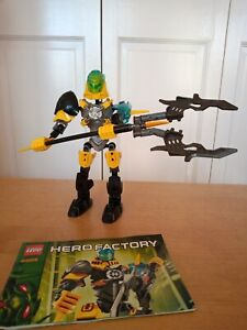 Lego Hero Factory Evo 44012 With Instructions (2013)