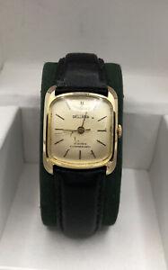 Bellana Armbanduhr Herren Karre Handaufzug Vintage DB Dienstuhr