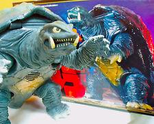 "DX 15"" GAMERA 2 '96 REAL VOICE TRANSFORMING BATTERY OPERATED BANDAI KAIJU TOY"