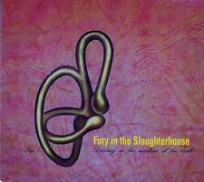 FURY IN THE SLAUGHTERHOUSE : DANCING IN THE SUNSHINE OF THE DARK / 5 TRACK-CD