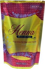 150g Hemani Natural Brown Henna Powder with Rose For Hair and Hands Color Gulab