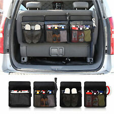 New Spider Car Trunk Cargo Organizer Lid Colsole Storage Box For RV/SUV x 1pcs