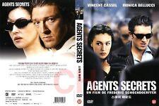 Agents Secrets (2003) - Vincent Cassel, Monica Bellucci  DVD NEW