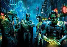 Watchmen   Print  Poster