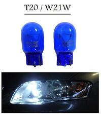 2 AMPOULE W21W / T20 SUPERWHITE - ECLAIRAGE ULTRA BLANC 6000K