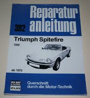 Spider Reparaturanleitung Fiat 850 Baujahre 1964-1973 Coupe
