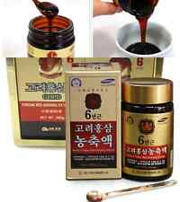 Korean 6years Red Ginseng Concentrated EXTRACT PURE 100% Vigor recovery!! 240g