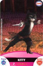 Carte CORA Dreamworks n° 97/112 - KITTY