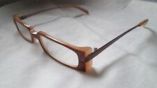 Oliver Goldsmith Eyewear glasses in peach. G5096.