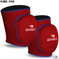 Knee Caps Pads Protector Brace Support Guard MMA Padded Gym Elasticated Guards