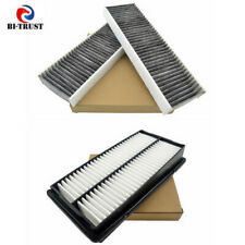 For 2001-2003 Acura CL 1999-2003 TL 98-02 Honda Accord Engine Cabin Air Filter