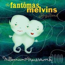 The Fantomas-Melvins Big Band - Millennium Monsterwork (NEW CD)