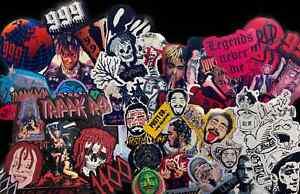 Juice Wrld Lil Peep XxxTentacion Trippie Redd Post Malone The Weeknd Stickers