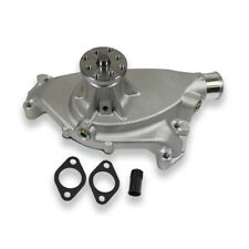 Satin Aluminum Short Water Pump For Big Block Chevy Bbc 396 427 454 High Volume