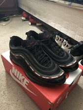 on sale 42396 00523 Nike Air Max 97 Undefeated Black Size 11