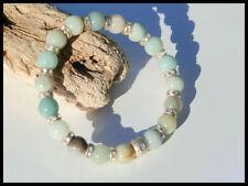 Amazonite Stone Handcrafted Bracelets