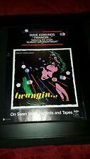 Dave Edmunds Twangin Rare Original Promo Poster Ad Framed!