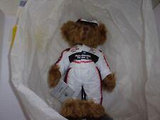 Dale Earnhart Teddy Bear - Franklin Mint- NEW