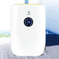 Portable MinI Air Dehumidifier Damp Mould Bathoom Garage Wardrobe Dryer 800ML