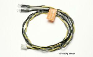 Tamiya MFC-01/02 3mm LED orange (klar) (1) - 300056521