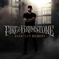 BRANTLEY GILBERT - FIRE & BRIMSTONE   CD NEW