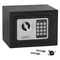 Digital Electronic Safe Box Keypad Lock Security Home Gun Cash Jewelry Hotel
