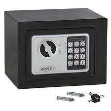 Used Durable Digital Electronic Safe Box Keypad Lock Home Office Hotel Gun