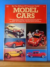 MODEL CARS by the editors of Consumer Guide Soft Cover 1978  72 pages