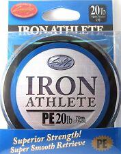 LUCKY CRAFT Iron Athlete PE Braided Line - 20lb 77yds