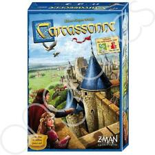 Carcassonne New Edition Board Game Z-Man Games Gift