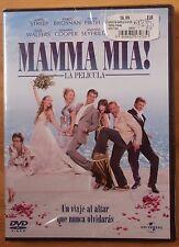 DVD (nuevo) Mamma Mia (la pelicula) Meryl Streep,Pierce Brosnan