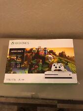 Microsoft XBOX ONE S 1TB  Minecraft Creators Limited Edition Bundle BRAND NEW
