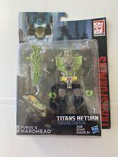 Transformers TITANS RETURN FUROS AND HARDHEAD NIP