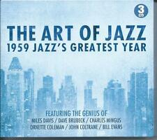 Compilation Jazz New Year's Music CDs
