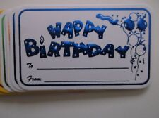 GREETING with happy birth day CARDS 50 ct