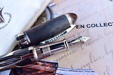 Visconti Torpedo Carbon Graphite Limited Edition 188 Skeleton Fountain Pen