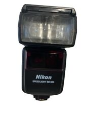 Nikon Speedlight SB-600 Shoe Mount Flash - Tested And works Good. Free Shipping