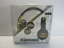 Batman Over The Ear Headphones (New/Open Box)