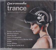 Armada trance, vol. 12-Josh Gabriel, John O 'Callaghan, tra l'altro (2 CD, Nuovo! OVP)