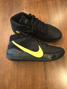 Oregon Ducks Player Exclusive team issued Nike Kevin Durant shoes size 10.5 New