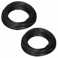 Southwire 100 Foot 10 Amp Low Voltage Outdoor Electrical Lighting Cable (2 Pack)