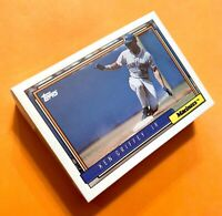 50) KEN GRIFFEY JR Seattle Mariners 1992 Topps Baseball Card #50