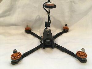 FPV Drone Tyro 129 7 Inch 280mm INAV GPS No Receiver 3-6s Eachine 2507 1800 kv