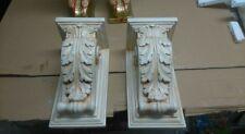 1 x Konsolen Stuck gips Griechische Skulptur Griechischen Bas Relief Greek