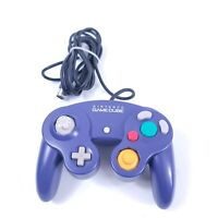 Untested Nintendo DOL-003 Purple GameCube Controller Read Fast Shipping