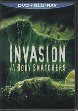 Invasion of the Body Snatchers (Blu-ray/DVD, 2010, 2-Disc Set)