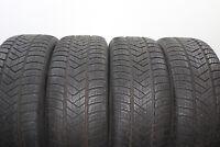 4x Pirelli Scorpion Winter 235/60 R18 107H XL M+S, 7mm, nr 7207