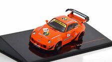 1:43 Ixo Porsche 911 (993) RWB brumoso-mundo Jägermeister naranja