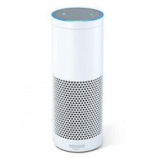 Amazon Echo (1st Generation) Smart Assistant - White color Alexa.