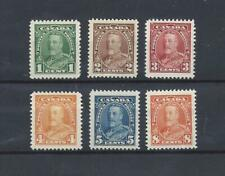 CANADA (1935 COB#179-184  Silver Jubilee of KG-V) MNH SuperB Cat.Val. € 56.00